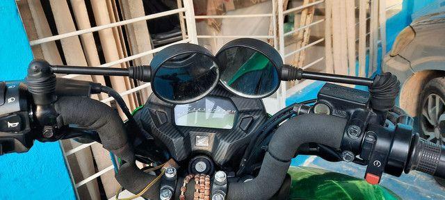 Retrovisor Articulado Bolinha GVS  - Foto 2