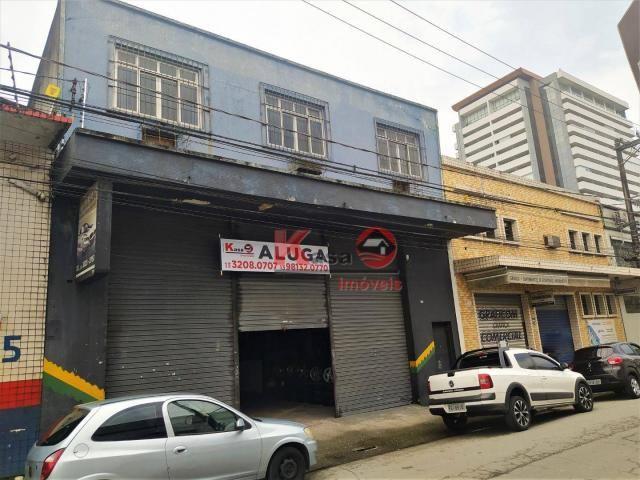 Galpão para alugar, 568 m² por R$ 10.000,00/mês - Paquetá - Santos/SP - Foto 2