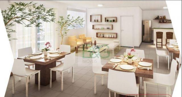 Apartamento com 1 dormitório à venda, 42 m² por R$ 137.600 - Guaianazes - São Paulo/SP - Foto 4
