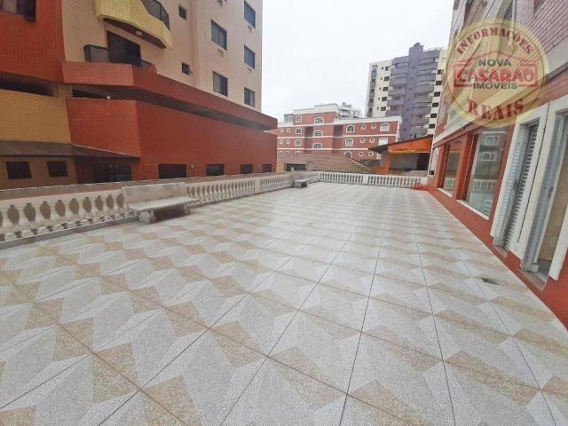 Apartamento com 3 dormitórios à venda, 115 m² por R$ 320.000 - Tupi - Praia Grande/SP - Foto 20
