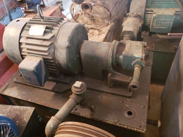 Unidade Hidraulica 10 Hp - Foto 4