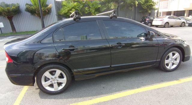 Honda Civic 2009/2009 - 113.900km- Única dona!!! - Foto 5