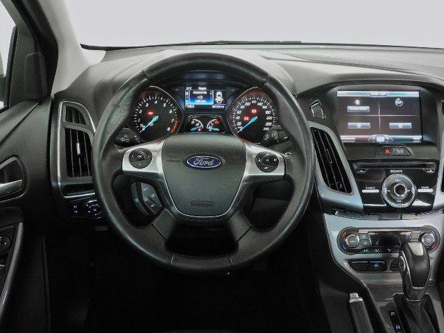 Ford Focus Sedan Titanium 2.0 2015 Impecável - Foto 7