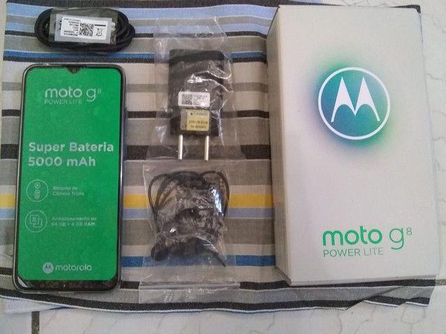 Moto g8 pawer lite - Foto 2