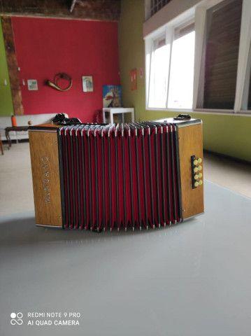 Acordeon  Minuano - Foto 2