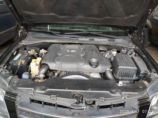 Kia monhave Ex 3.0 6c diesel 4x4 automático completa com teto troco financio - Foto 6