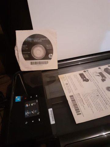 Impressora Hp Photosmart | Hp | Usado - Foto 2