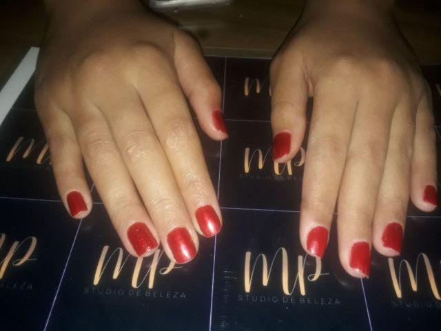 Manicure & Pédicure, & Design de Sobrancelha!!  - Foto 5