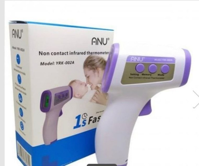Termômetro Oxímetro N95 Propes Touca Luvas Tapete - Foto 2