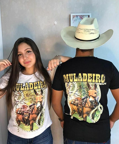 Camisetas masculina e femininas - Foto 4