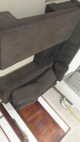 Vendo sofá  bem conservado  - Foto 4