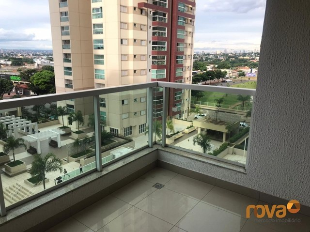 Apartamento à venda com 3 dormitórios em Residencial eldorado, Goiânia cod:NOV235809 - Foto 7