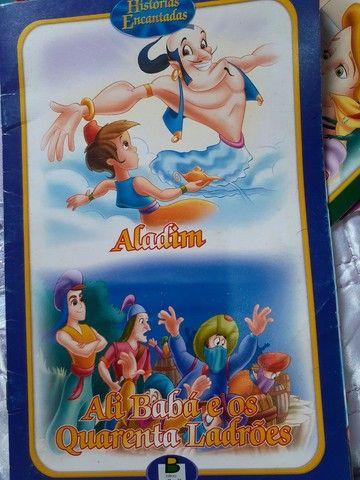 Livros de contos de fada infantis - Foto 5