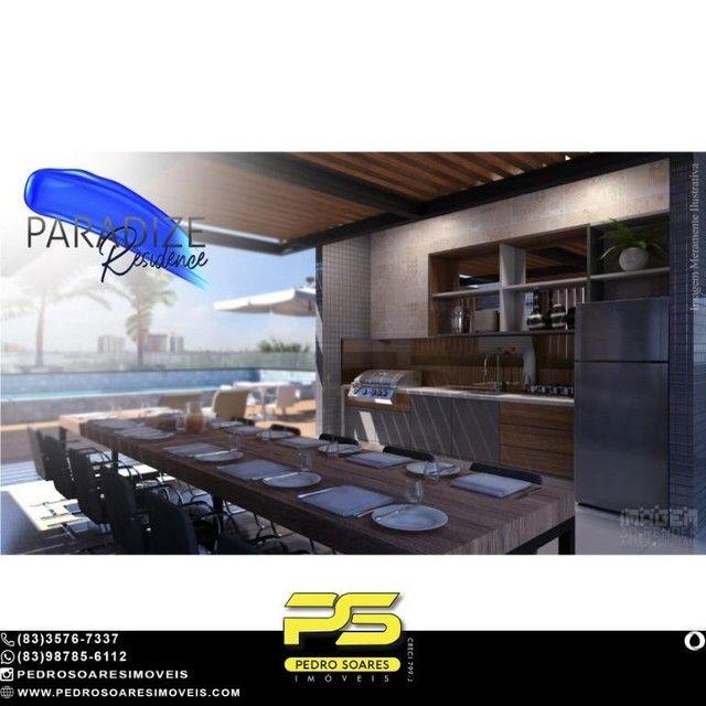Apartamento com 1 dormitório à venda, 35 m² por R$ 195.000 - Aeroclube - João Pessoa/PB - Foto 8