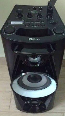 Caixa phillco acústica 400