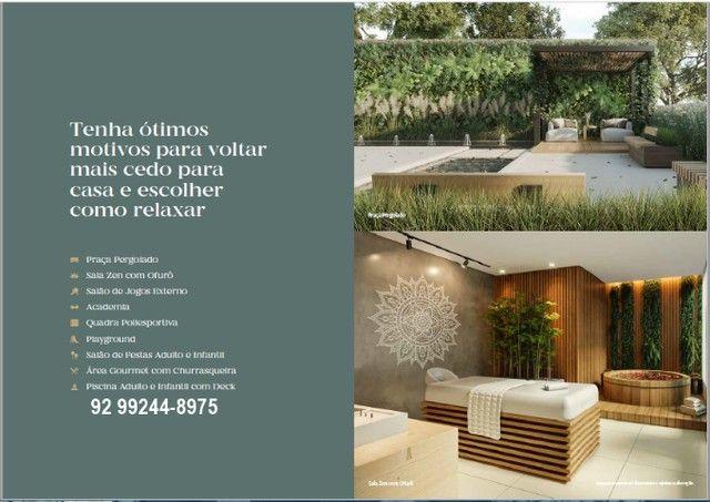 Vila Residence Unidades de 367 m² Bairro Adrianópolis Seu Apart do Seu Jeito  - Foto 5