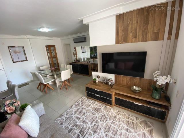 Apartamento à venda com 3 dormitórios em Abraão, Florianópolis cod:1246 - Foto 3