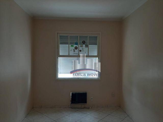 Apartamento com 2 dormitórios para alugar por R$ 1.799,98/mês - Encruzilhada - Santos/SP - Foto 11