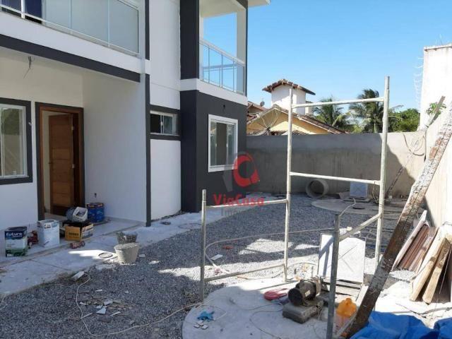 Casa à venda, 122 m² por R$ 380.000,00 - Costazul - Rio das Ostras/RJ - Foto 4