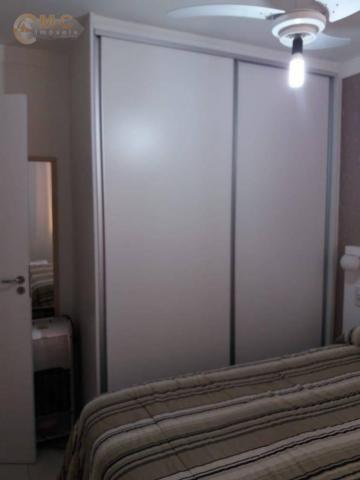 Apartamento com 2 dormitórios à venda, 53 m² por R$ 265.000 - Jardim Nova Europa - Campina - Foto 5