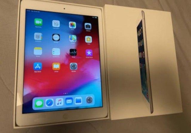 iPad AIR 128gb + capa logitech - Foto 5