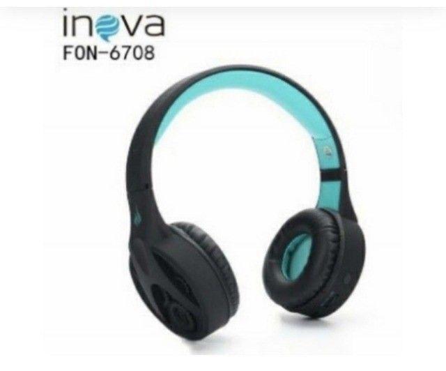 Fone Bluetooth Inova Fon -6708