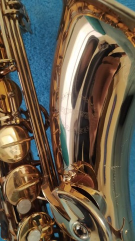 Saxsofone Tenor Prowinds(laqueado) - Foto 2