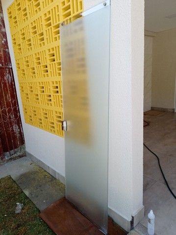 Porta de correr blindex  73x212 cm - Foto 2