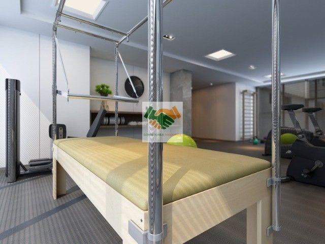 Novos apartamentos de luxo com 3 e 4 quartos à venda no bairro Funcionários em BH - Foto 5
