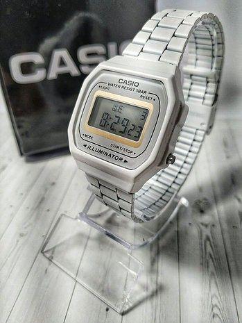 Casio vintage Branco (1ª Linha Produto de Qualidade)  - Foto 5
