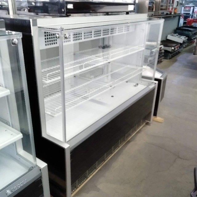 Balcão Expositor refrigerado (tudo para comércio)