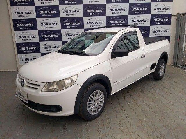 Volkswagen Saveiro CS 1.6 Trend Flex - 2012/2013 - R$ 34.000,00 - Foto 3