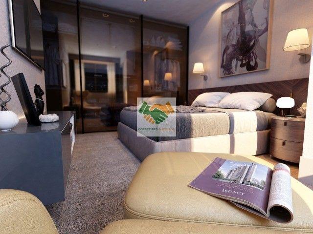 Novos apartamentos de luxo com 3 e 4 quartos à venda no bairro Funcionários em BH - Foto 18