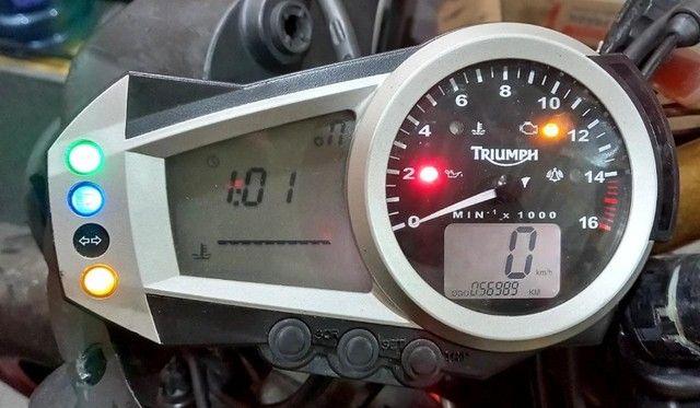 Moto Para Retirada De Peças/sucata Triumph Daytona 675 2006  - Foto 8