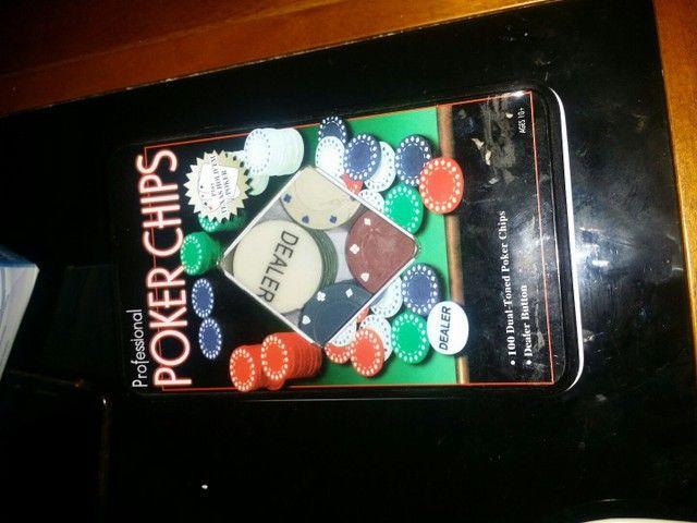 Fichas de Poker - Poker Chips