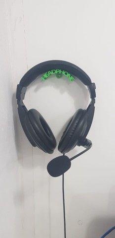 Fone de ouvido Headset C3 Tech P2 Voicer Confort