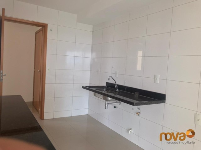 Apartamento à venda com 3 dormitórios em Residencial eldorado, Goiânia cod:NOV235809 - Foto 9