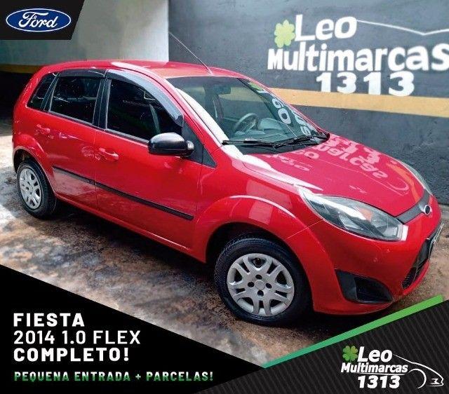 Fiesta 2014 1.0 Flex Completo Mensais a partir de 629,00