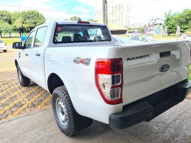 Ranger XL 2022 Diesel manual 4x4 CD - Entrega rápida.  - Foto 4