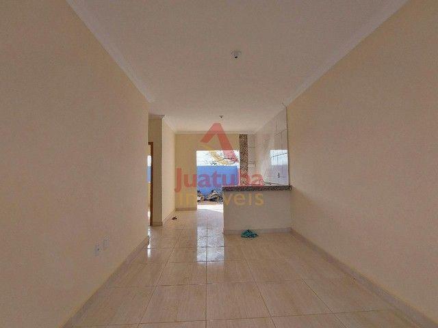 Vende-se Casa com 2 Quartos Moderna, em Juatuba   FINANCIAMENTO   JUATUBA IMÓVEIS - Foto 6