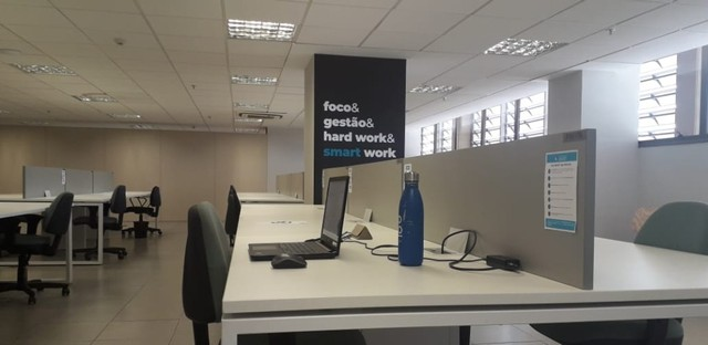 Melhor coworking do Rio de Janeiro no shopping Metropolitano - Foto 20