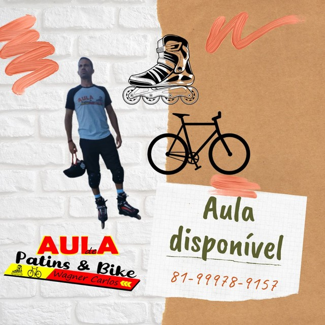 Patins / bike aula
