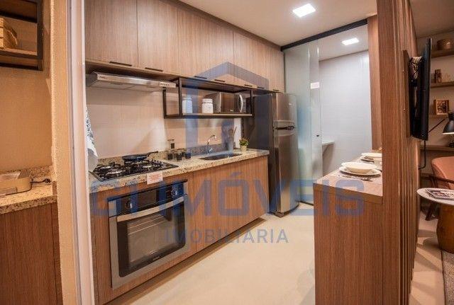 Apartamento para venda com 2 quartos, 63m² Residencial Flow, St Leste Universitário - Foto 6
