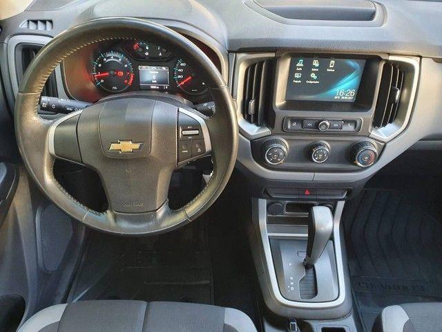 S10 2017/2018 2.5 LT 4X2 CD 16V FLEX 4P AUTOMÁTICO - Foto 8
