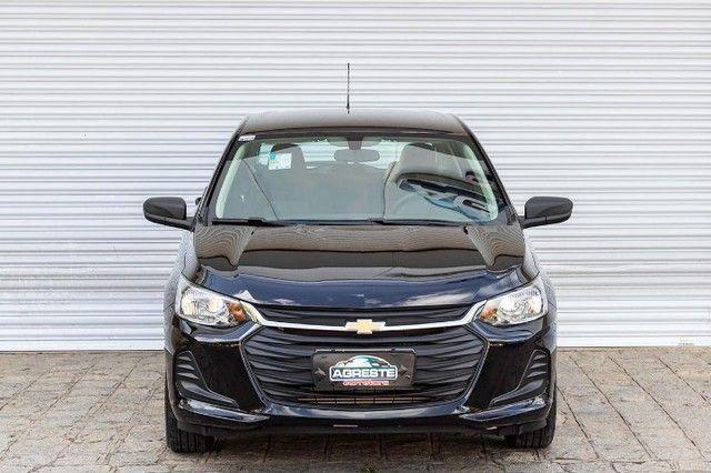 Chevrolet onix hatch at turbo 1.0 2021 *IPVA 2021* - Foto 2