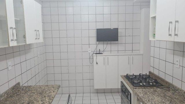 Apartamento semi mobiliado - Condominio Central Park - Foto 14
