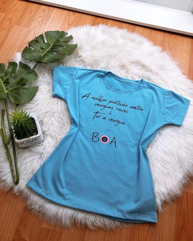 Lindas Tshirts a pronta entrega. 100% algodão. - Foto 3
