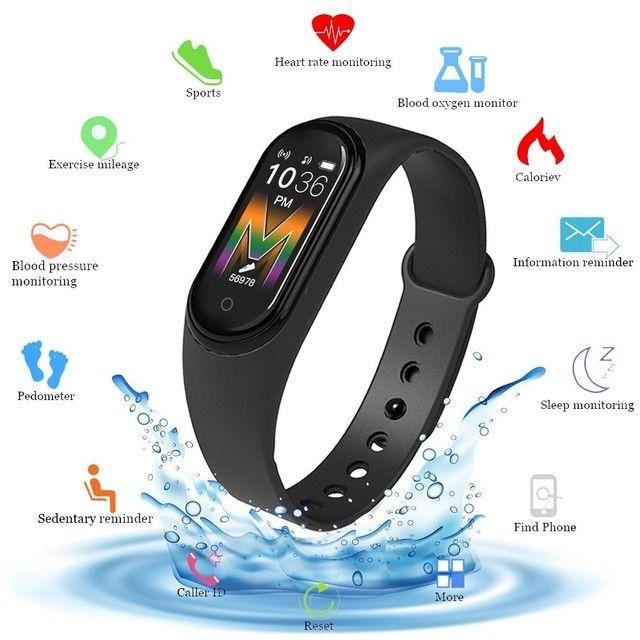 Relógio smart Watch M5 inteligente