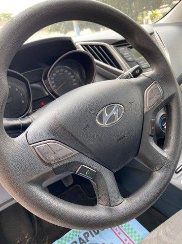Hyundai Hb20S ano 2015 motor 1.0 completo  - Foto 8