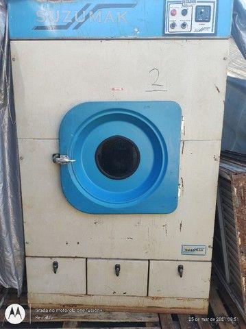 Secadora de roupas industrial 50kg - Foto 3
